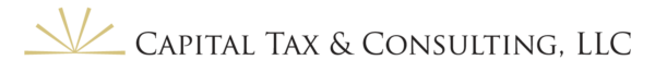Capital Tax Consulting Logo
